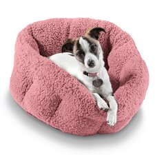 <strong>Best Friends By Sheri</strong> Cuddler Deep Dish Bolster Dog Bed