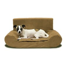 Bolster Sofa Pet Bed
