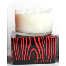 Asian Pear Persimmon Burn Candle