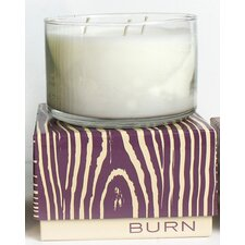 Himalayan Black Tea Burn Candle