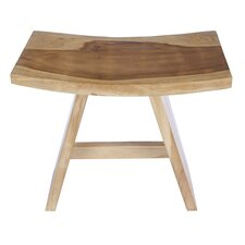 <strong>Foreign Affairs Home Decor</strong> Shogun End Table / Stool