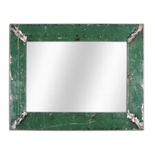 <strong>Foreign Affairs Home Decor</strong> Kante Rectangular Mirror