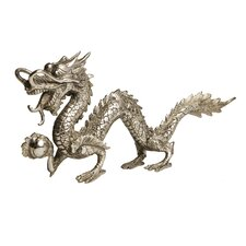 <strong>Foreign Affairs Home Decor</strong> Dragon Sculpture