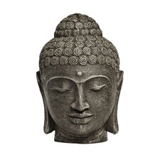 Biji Head Sculpture