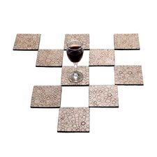 Vanilla Coaster (Set of 10)