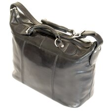 Piana Leather Mini Shoulder Bag