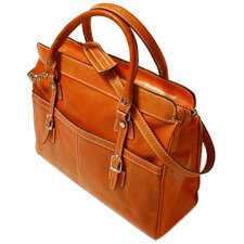 Casiana Leather Mini Tote Bag