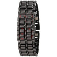 <strong>GGI International</strong> Women's LED Digital Bracelet Watch