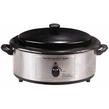 6 Qt Professional Hot Stone Heater