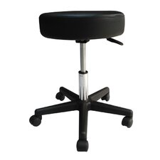 <strong>Sivan Health and Fitness</strong> Rolling Adjustable Massage Stool