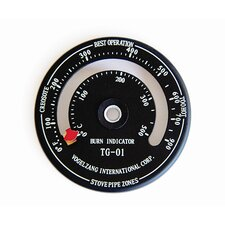 Temperature Gauge with Magnet