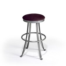 "<strong>Createch</strong> Cobra 24"" Swivel Bar Stool with Cushion"