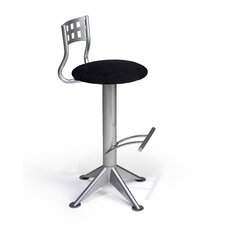 "Neon 30"" Swivel Bar Stool with Cushion"