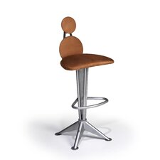 "<strong>Createch</strong> Tatoo 24"" Swivel Bar Stool with Cushion"