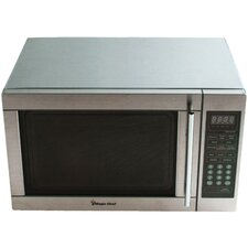 <strong>Magic Chef</strong> 1.3 Cu. Ft. 1100 Watt Microwave with Digital Touch