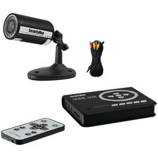 Indoor/Outdoor Wireless Camera System Kit