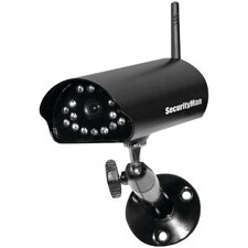<strong>Security Man</strong> Add-On Digital Indoor/Outdoor Wireless Camera