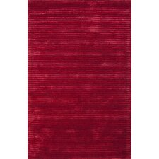 Jubilee Red Contemporary Rug