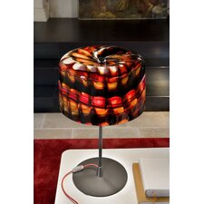 "Missia 27.6"" H Table Lamp with Drum Shade"