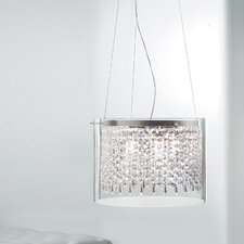 <strong>Masiero</strong> Aissi 5 Light Drum Pendant