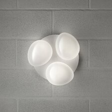 <strong>Masiero</strong> Sasso 3 Light Cluster Wall Sconce