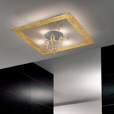 Klok 4 Light Flush Mount