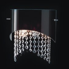 Nerosole 2 Light Wall Sconce