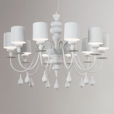 <strong>Masiero</strong> Eva 10 Light Chandelier
