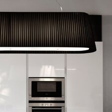 Tessuti Oval 4 Light Medium Pendant