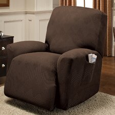 <strong>Innovative Textile Solutions</strong> Optics Recliner Stretch Slipcover