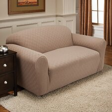 Newport Stretch Loveseat Slipcover