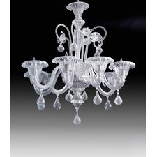 Bartolomeo 8 Light Chandelier