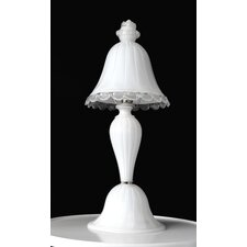 "Doge 21"" H Table Lamp with Bell Shade"