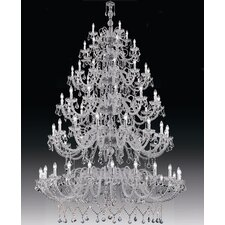 Erika 80 Light Crystal Chandelier
