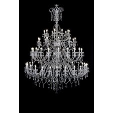 Hollywood 64 Light Crystal Chandelier