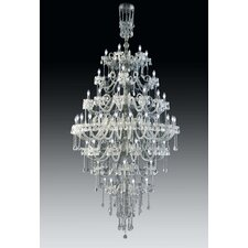 Maya 75 Light Crystal Chandelier