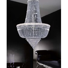 Osaka Empire 20 Light Crystal Chandelier