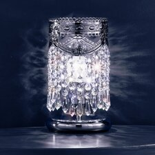 Pegaso 1 Light Crystal Table Lamp
