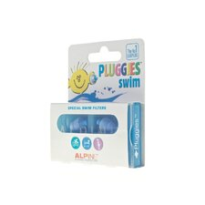 Pluggies Kids Swim Earplugs