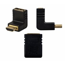 HDMI Right Angle Adaptor Up