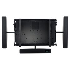 "Audio Speaker Tilt Wall Mount for 40"" - 60"" Screens"