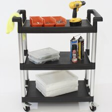 "36.5"" 3 Tier Utility Cart"