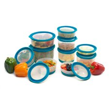 Platinum Series Food Storage Container (Set of 20)
