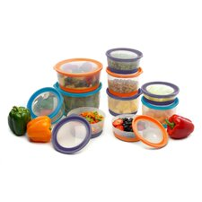 <strong>Clear Choice Housewares</strong> Platinum Series Food Storage Container (Set of 20)