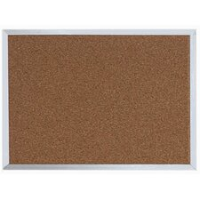 Natural Pebble Grain Bulletin Board