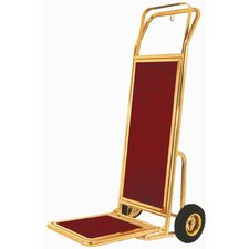 Bellman's Hand Truck with Pneumatic Wheels
