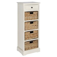 1 Drawer 4 Basket Tall Unit