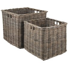 Kubu Baskets (Set of 2)