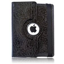 iPad Rose Rotating Case