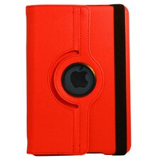 iPad Mini Synthetic Leather Rotating Case